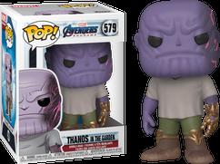 Avengers 4: Endgame - Thanos in the Garden Pop! Vinyl Figure