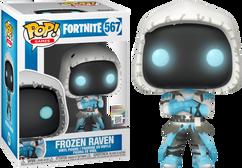 Fortnite - Frozen Raven Pop! Vinyl Figure