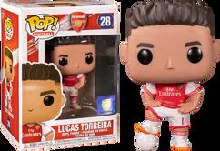 EPL Football (Soccer) - Lucas Torreira Arsenal Pop! Vinyl Figure