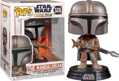 Star Wars: The Mandalorian - The Mandalorian Pop! Vinyl Figure