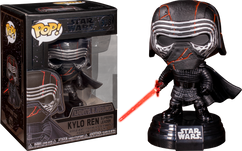 Star Wars Episode IX: The Rise Of Skywalker - Kylo Ren Light Up & Sound Electronic Pop! Vinyl Figure