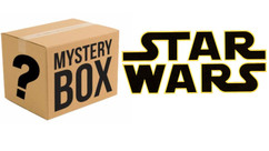Mystery Pop! Vinyl Figure Box - Star Wars (Box of 4)