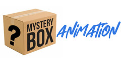 Mystery Pop! Vinyl Figure Box - Animation (Box of 4)