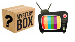 Mystery Pop! Vinyl Figure Box - Television (Box of 4)