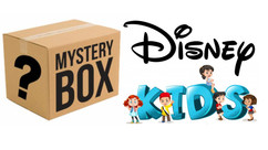 Mystery Pop! Vinyl Figure Box - Disney/Kids (Box of 4)