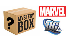 Mystery Pop! Vinyl Figure Box - Superheroes (Box of 4)