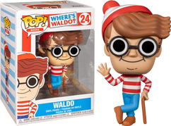 Where's Waldo? - Wally Pop! Vinyl Figure