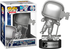 MTV - MTV Moon Person Pop! Vinyl Figure