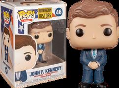 American History - John F. Kennedy Pop! Vinyl Figure