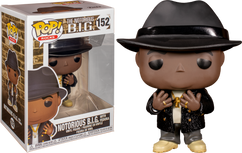 Notorious B.I.G. - Notorious B.I.G. in Black Suit Pop! Vinyl Figure