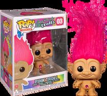 Good Luck Trolls - Pink Troll Doll Pop! Vinyl Figure