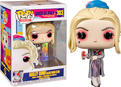 Birds of Prey (2020) - Harley Quinn Black Mask Club Pop! Vinyl Figure