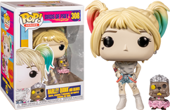 Birds of Prey (2020) - Harley Quinn and Beaver Pop! Vinyl Figure
