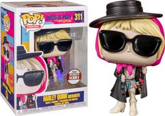 Birds of Prey (2020) - Harley Quinn Incognito Pop! Vinyl Figure