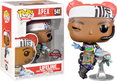 Apex Legends - Lifeline with Tie Dye Outfit Pop! Vinyl Figure