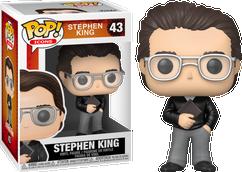 Stephen King - Stephen King Pop! Vinyl Figure