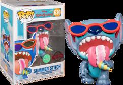 Lilo & Stitch - Summer Stitch Scented Pop! Vinyl Figure