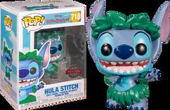 Lilo and Stitch - Stitch in Hula Skirt Pop! Vinyl Figure
