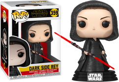 Star Wars Episode IX: The Rise Of Skywalker - Dark Side Rey Pop! Vinyl Figure