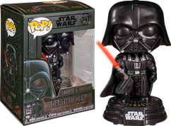 Star Wars - Darth Vader Light up & Sounds Pop! Vinyl Figure