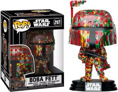 Star Wars - Boba Fett Futura Pop! Vinyl Figure with Pop! Protector