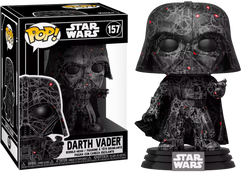 Star Wars - Darth Vader Futura Pop! Vinyl Figure with Pop! Protector