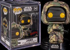 Star Wars - Jawa Futura Pop! Vinyl Figure with Pop! Protector