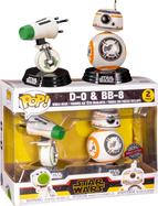 Star Wars - D-O & BB-8 Pop! Vinyl Figure 2-Pack