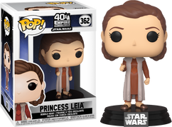 Star Wars Episode V: The Empire Strikes Back - Bespin Leia Pop! Vinyl Figure