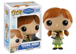 Young Anna - Frozen - Pop! Vinyl Disney Figure
