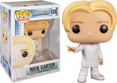 Backstreet Boys Backstreet Boys - Nick Carter Pop! Vinyl Figure- Nick Carter Pop! Vinyl Figure