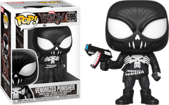 Venom - Venomized Punisher Pop! Vinyl Figure