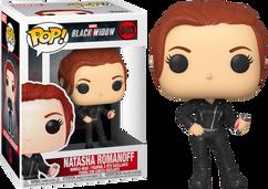 Black Widow (2020) - Natasha Romanoff Pop! Vinyl Figure