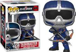 Black Widow (2020) - Taskmaster with Bow Pop! Vinyl Figure