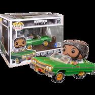 Ice Cube - Ice Cube with Impala Pop! Rides Vinyl Figure