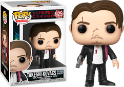 Altered Carbon - Takeshi Kovacs (Elias Ryker) Pop! Vinyl Figure