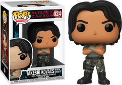 Altered Carbon - Takeshi Kovacs (Birth Kovacs) Pop! Vinyl Figure