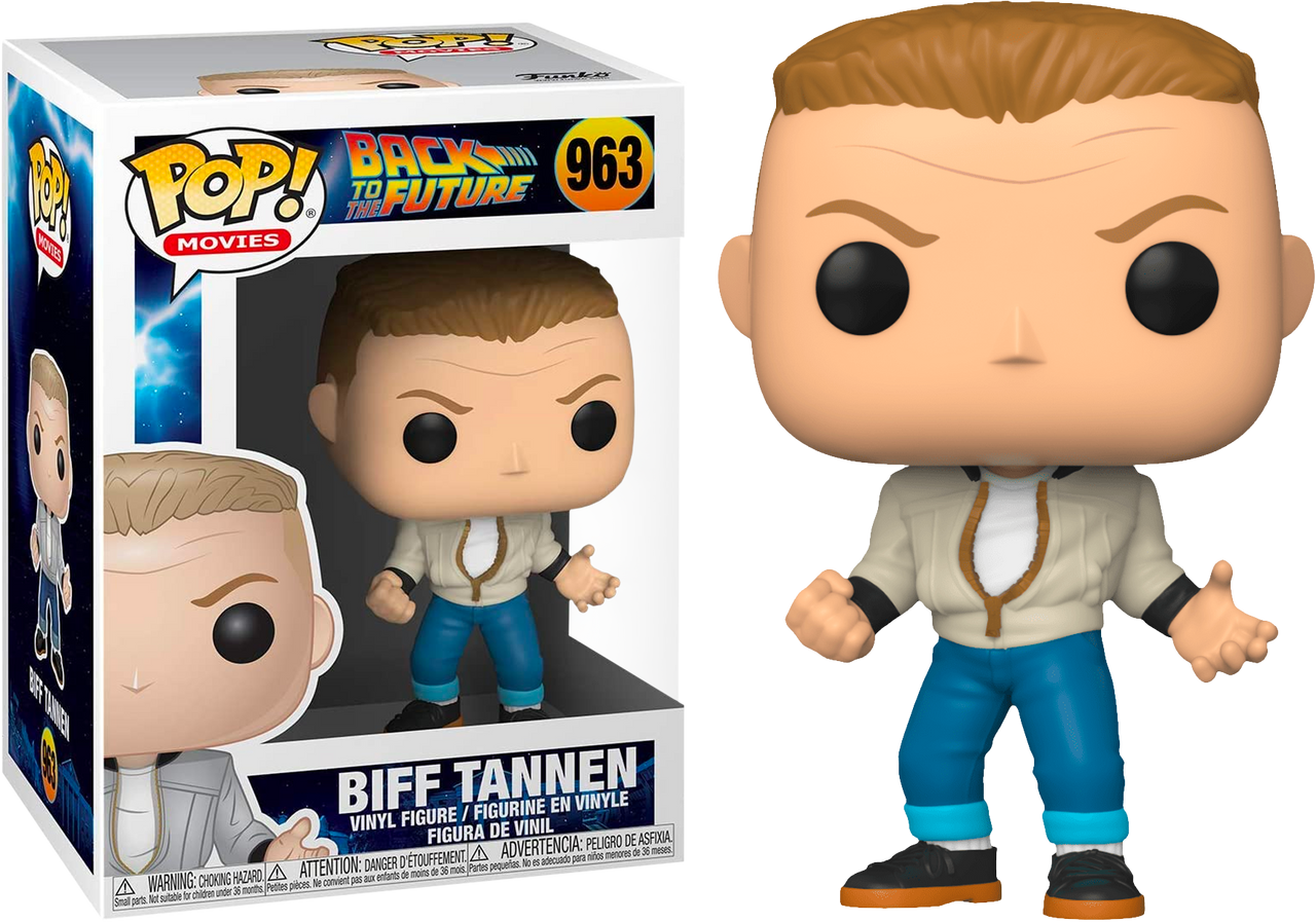 Movies Pop Back to The Future Biff Tannen Coleccionables ...