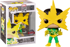 Spider-Man - Electro First Appearance 80th Anniversary Pop! Vinyl Figure