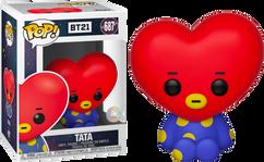BT21 - Tata Pop! Vinyl Figure