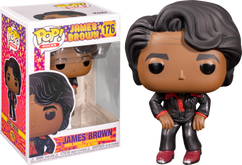 James Brown - James Brown Pop! Vinyl Figure