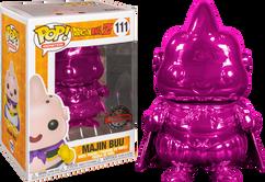 Dragon Ball Z - Majin Buu Pink Chrome Pop! Vinyl Figure