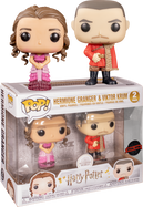 Harry Potter - Hermione Granger & Viktor Krum Yule Pop! Vinyl Figure 2-Pack