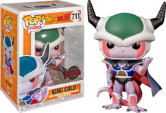 Dragon Ball Z - King Cold Pop! Vinyl Figure