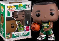 NBA Basketball - Shawn Kemp Seattle Supersonics ECCC2020 Pop! Vinyl Figure
