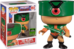 Masters Of The Universe - Tri-Klops ECCC2020 Pop! Vinyl Figure