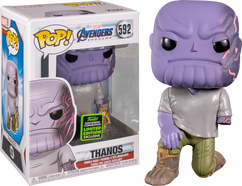 Avengers 4: Endgame - Thanos with Detachable Arm ECCC2020 Pop! Vinyl Figure