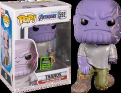 Avengers 4: Endgame - Thanos with Detachable Arm ECCC2020 Pop! Vinyl Figure
