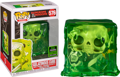 Dungeons & Dragons - Gelatinous Cube ECCC2020 Pop! Vinyl Figure