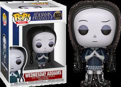 The Addams Family (2019) - Wednesday Addams Pop! Vinyl Figure